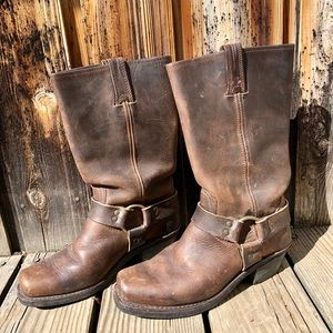 """Frye Boots """"Harness 12R"""""""